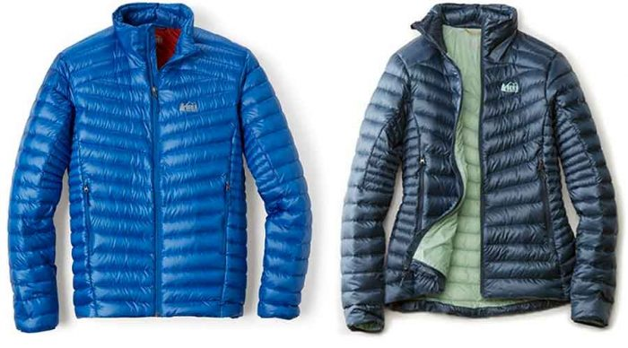 REI Magma down jacket review