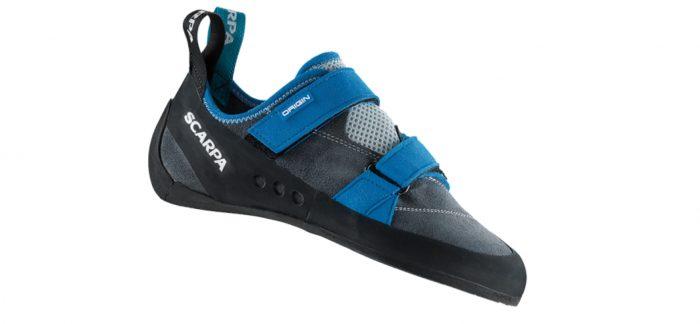 SCARPA Origin Climbing Shoe brand profile