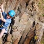 tnf explore fund youth climbing