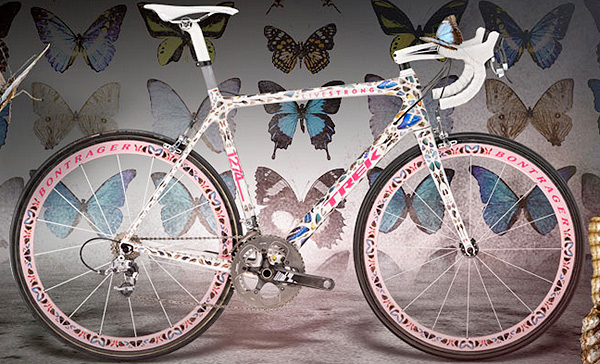 butterfly trek madone most expensive gear bicycle
