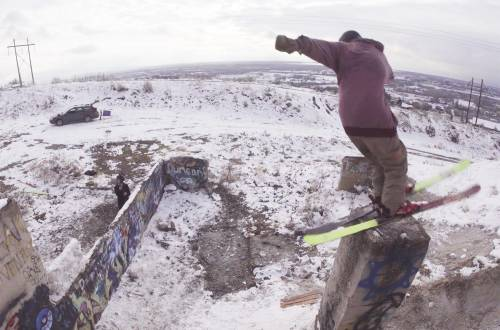 x games real ski urban every attempt reel