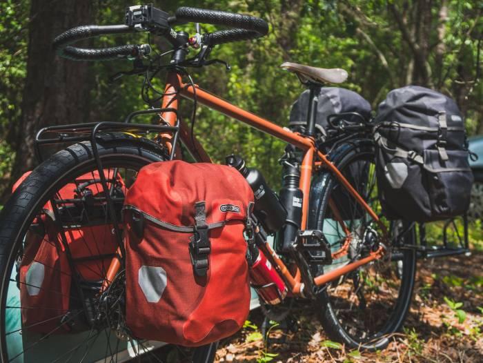 REI co-op cycles touring bike