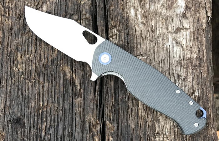 Italian Knife Giant Mouse GM2 Review