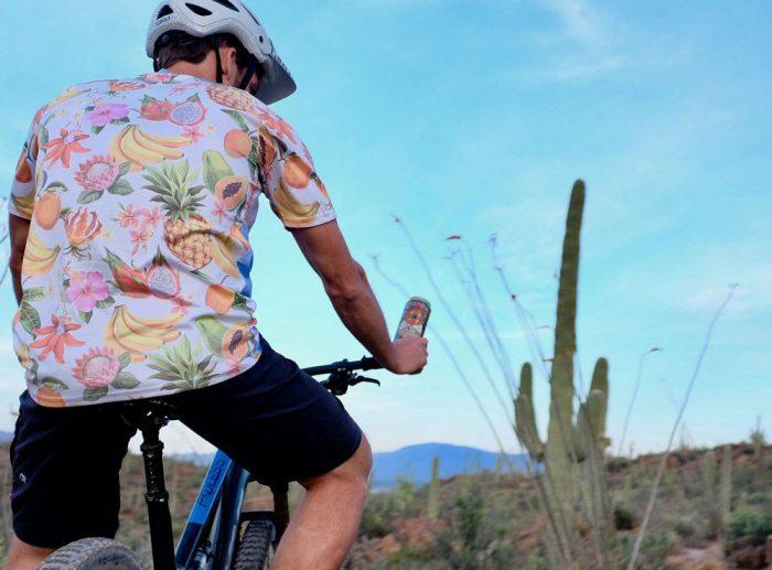 BELCH Hawaiian Bike Jersey