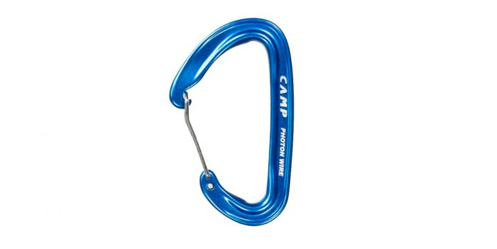 CAMP Photon Carabiner Blue