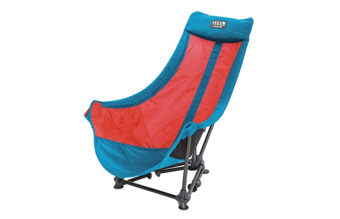 ENO Lounger DL: Hammock Comfort In A Camp Chair