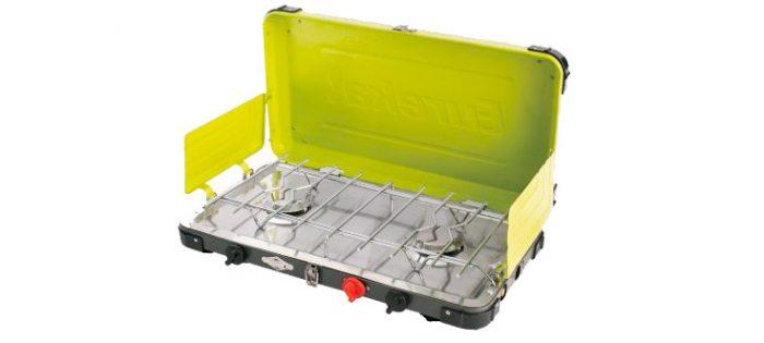 Eureka Spire LX Briefcase Camp Stove