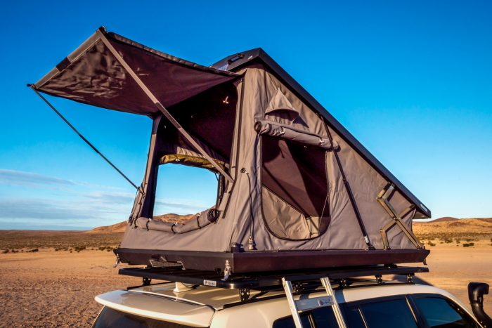 Eezi-Awn Stealth Roof Top Tent