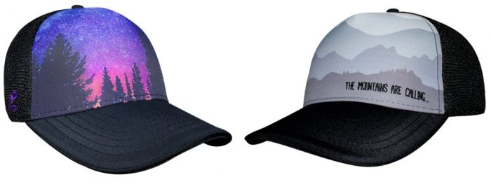 Headsweats Destination Collection Trucker Hats