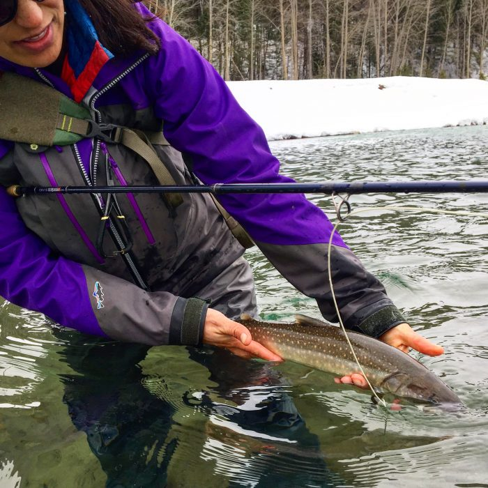 Love fishing gear these 7 buys give back for Women s fly fishing gear