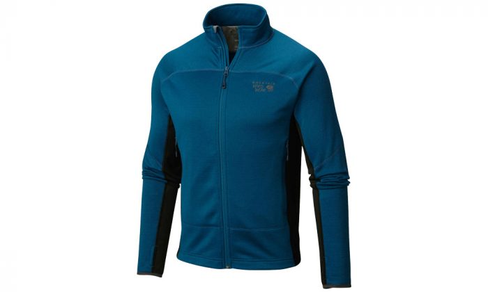 Mountain Hardwear Densa Grid Fleece