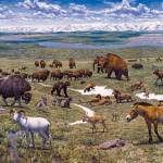 Pleistocene park jurassic park of today