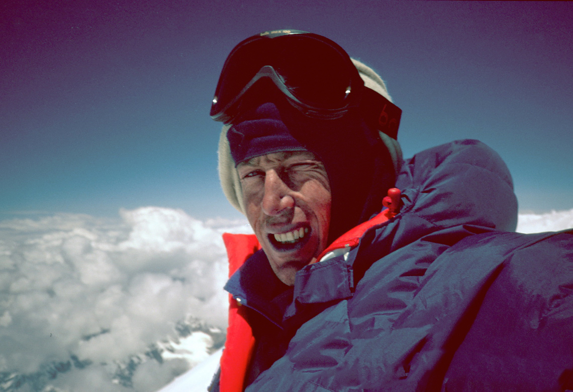Sea To Summit Everest Origin Story Tim Macartney .Snape
