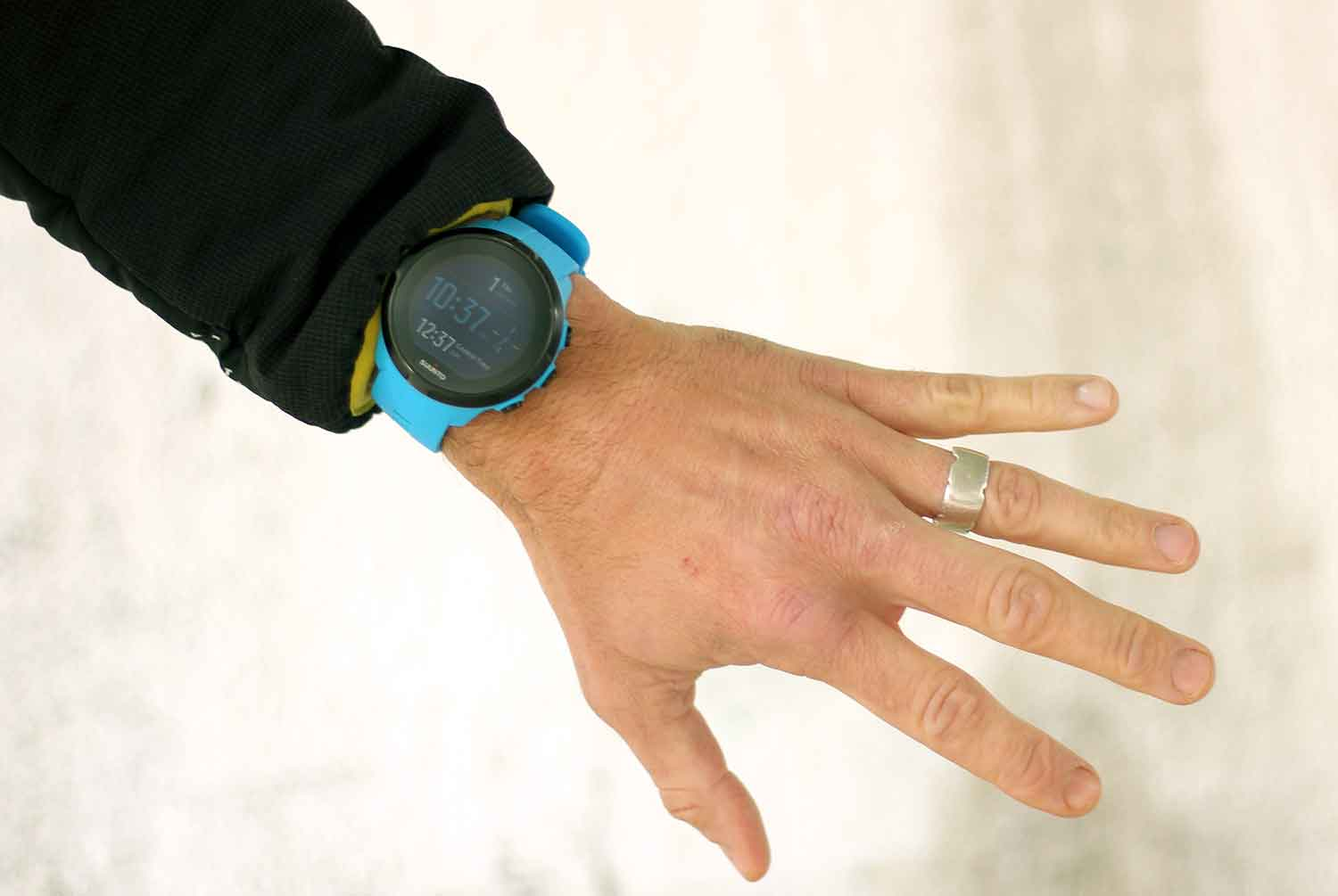First Look: Suunto Spartan Sport Wrist HR