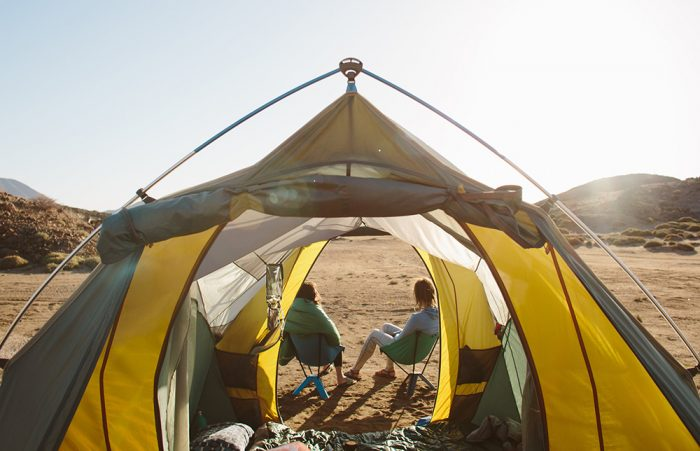 Therm-a-Rest tent