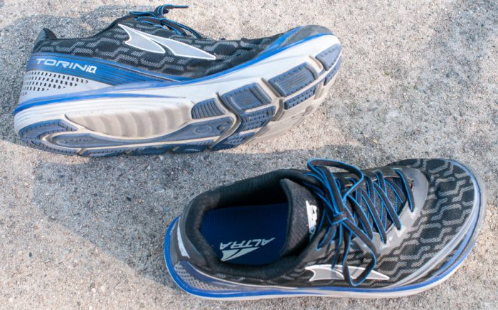 Altra Torin IQ Smart Running Shoe
