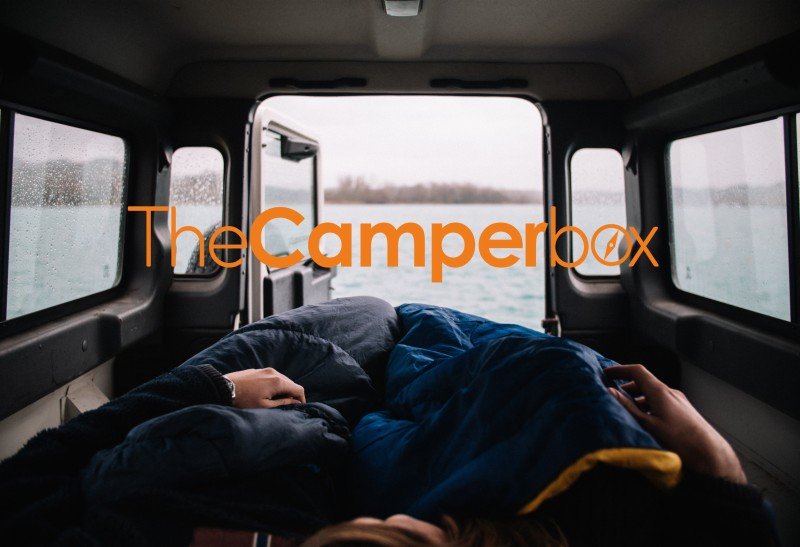 Camperbox Is Pre Fab Sleep Platform For Van Or Truck