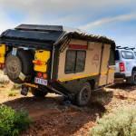 conqueror camper pull behind truck