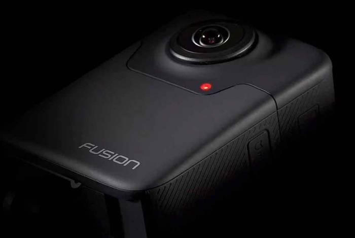 gopro 360 fusion camera