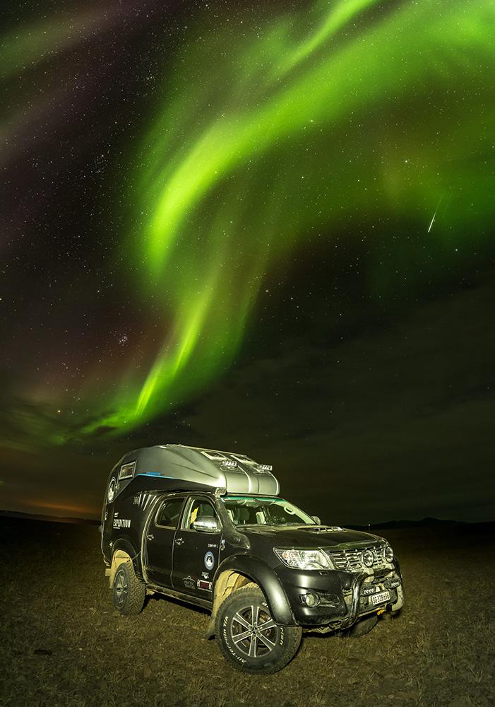 Meet The Custom Hilux Driving Around The World
