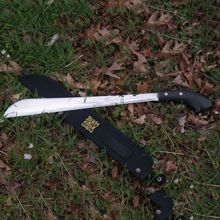 TrailBlade's Palawan machete ultimate outdoors and survival tool
