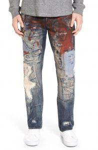 prps destroyed jeans