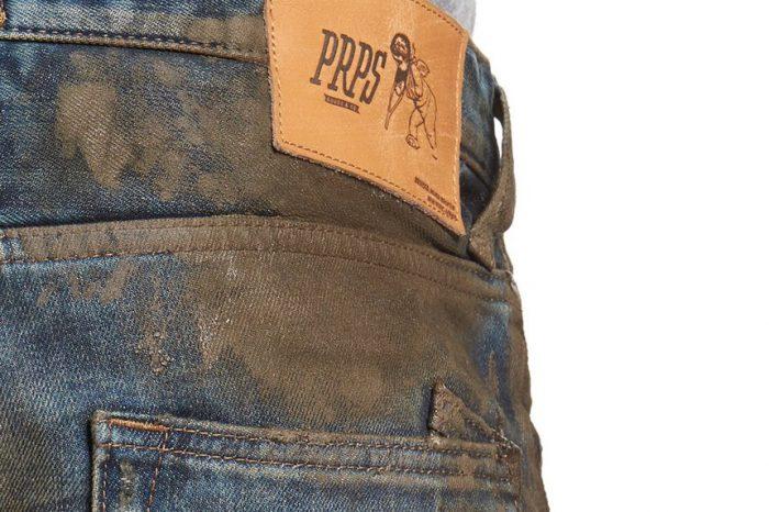 prps logo jeans