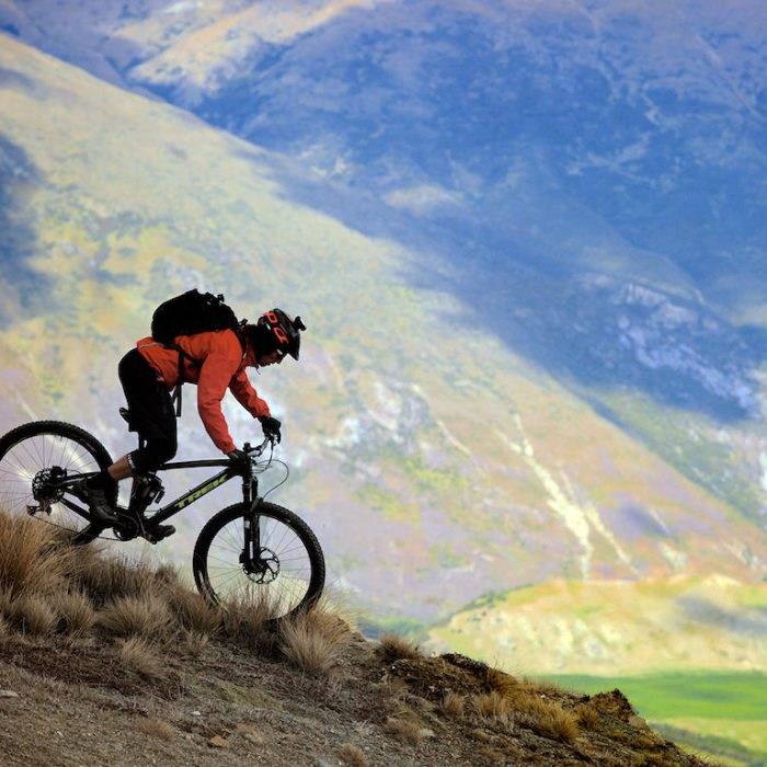 rad season heli mtb in new zealand