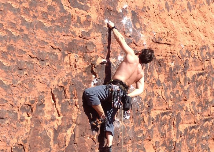 Rock climbing what beer is for your sport