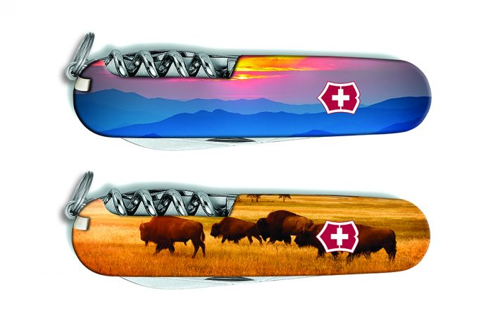 Victorinox Swiss Army Knife National Park