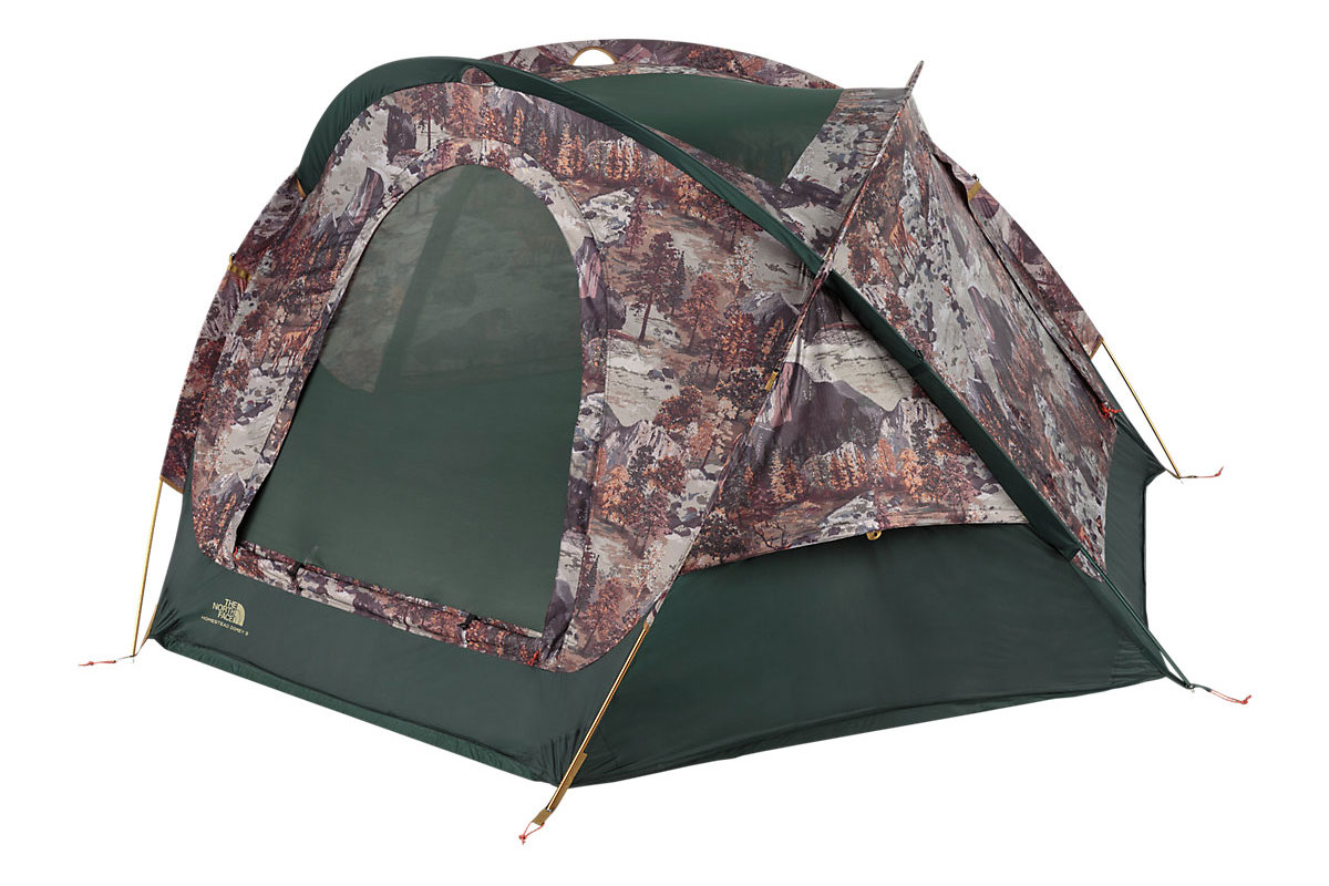 The North Face Homestead Collection Tents  sc 1 st  GearJunkie & TNF Camping Collection Aims At Next Generation