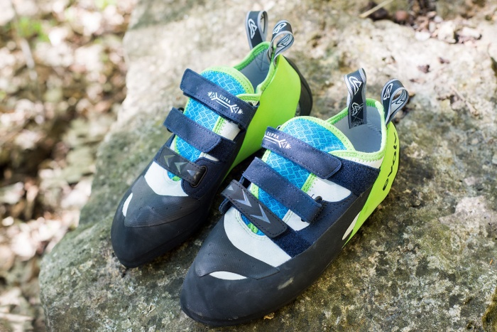 2017 Rock Climbing Shoes Evolv Supra