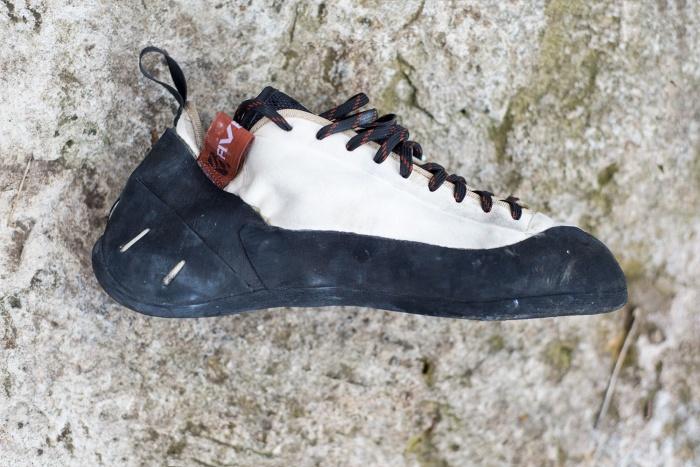 2017 Rock Climbing Shoes Review fiveten 5.10 anasazi blanco