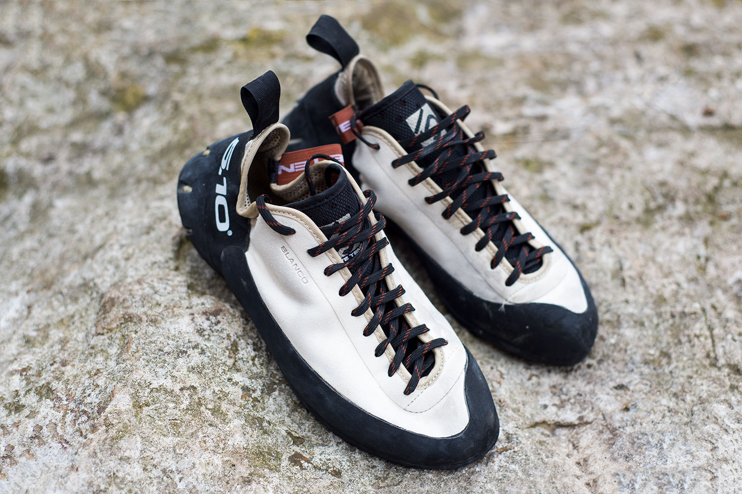 2017 Rock Climbing Shoes Review fiveten 5.10 anasazi blanco