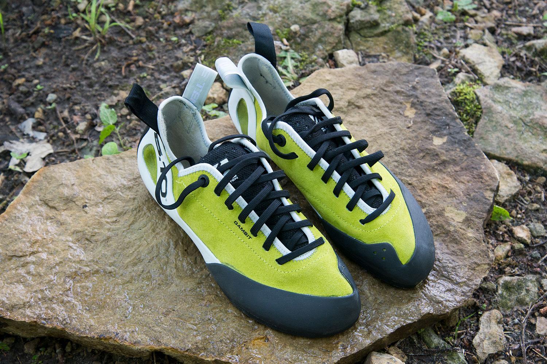 Rock Climbing Shoes: Review