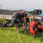 Packing it Out Bike Touring Rig