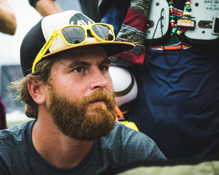 faces of Appalachian trail days