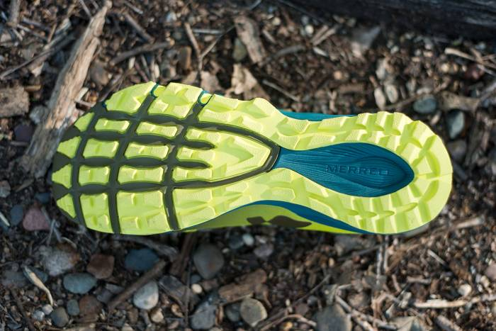 Merrell agility peak flex trail running shoe review
