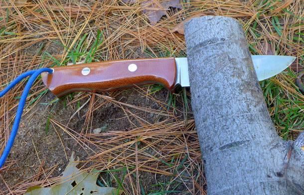 Super Steel Knife Bark River Bravo Lt In 3v Gearjunkie