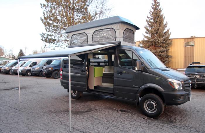 Colorado camper van 9 Camper Builders Make Your Van Life Dreams Reality