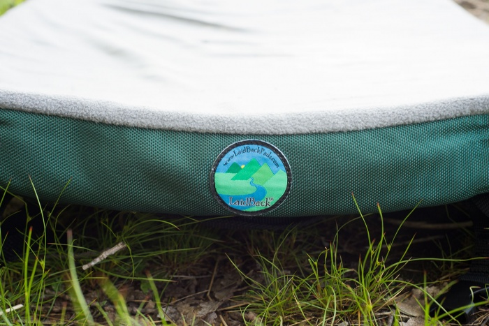 most comfy sleeping pad laid back pad review