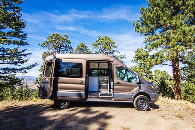 Tour rig 9 Camper Builders Make Your Van Life Dreams Reality