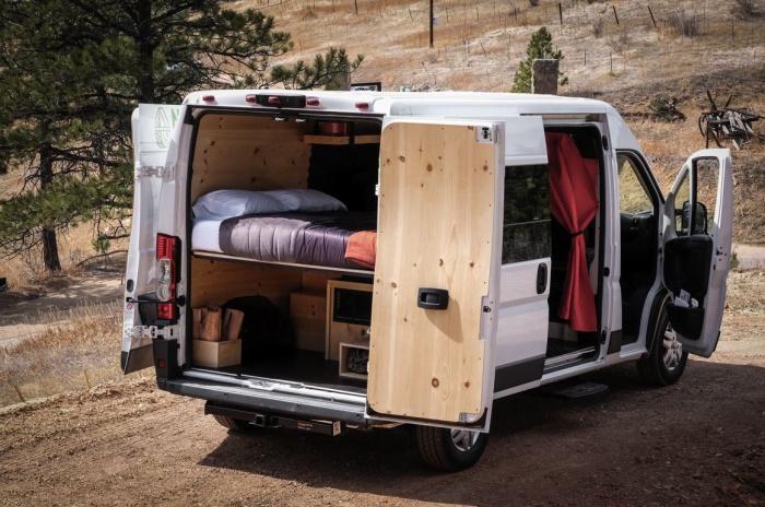 Van life customs 9 Camper Builders Make Your Van Life Dreams Reality