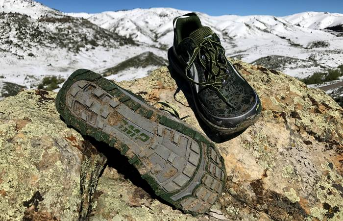 Altra Timp trail running shoe test and review