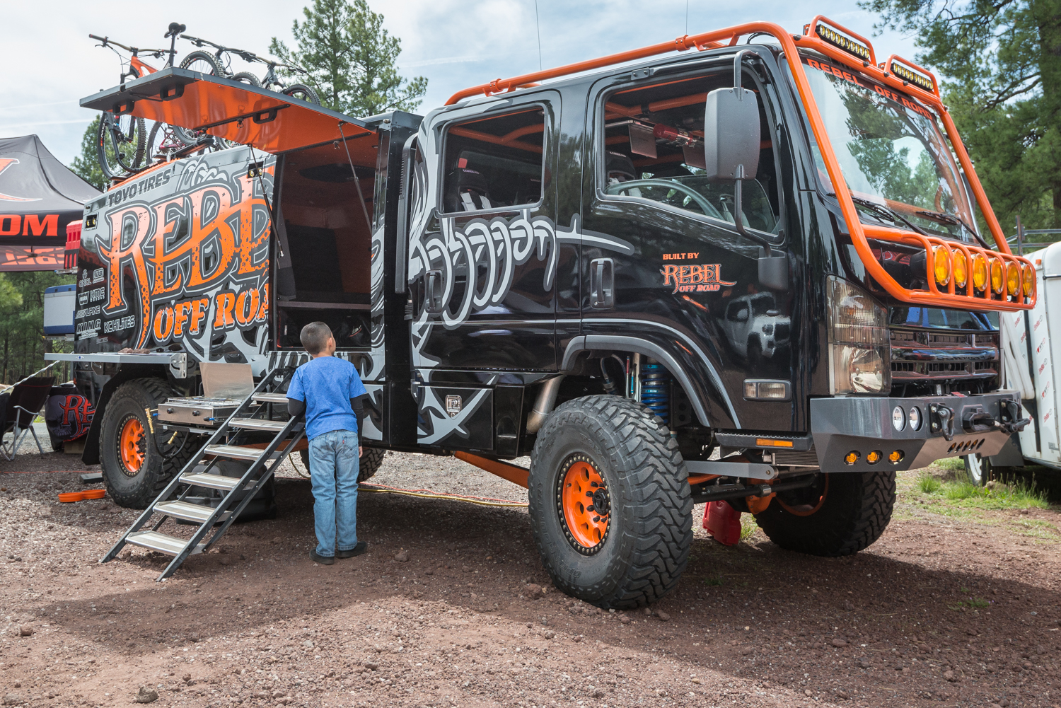 rebelzilla overland expo adventuremobile
