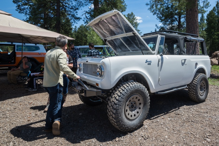 New Legend 4x4 1967 Scout 800 Overland Expo