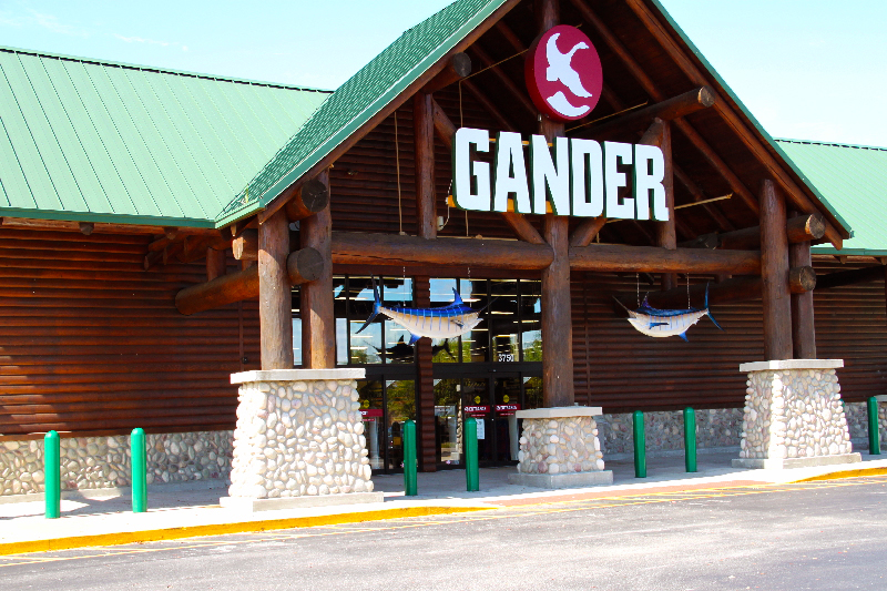 The Gander Mountain website is currently advertising 15 percent off all regular-priced items in store and online, an unusual promotion for the sporting goods retailer. John Ewoldt is a business.