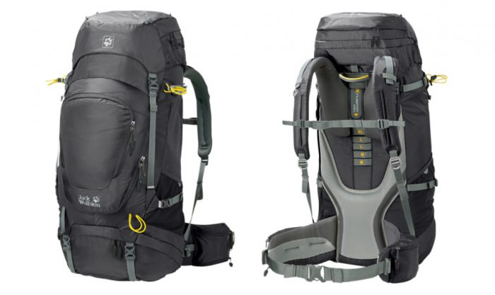 Jack Wolfskin Highland Trail XT 60 Backpack