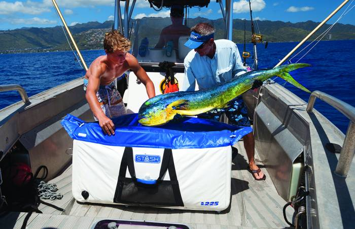 Stash inflatable cooler west marine