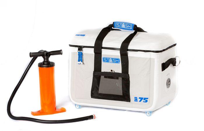 Stash inflatable cooler west marine
